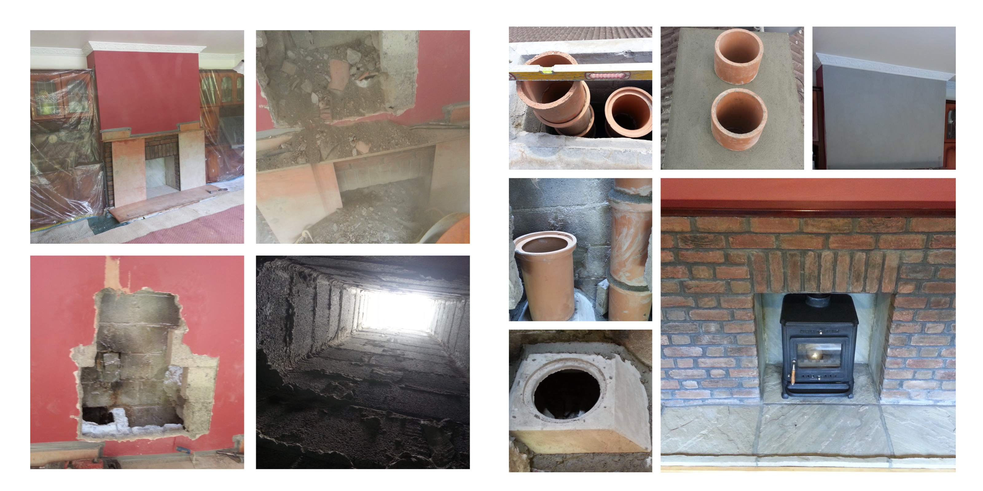 Chimney Repairs Offaly
